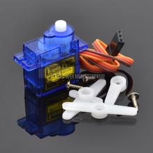 Rc Mini Micro 9g 1.6KG Servo SG90 for RC 250 450 Helicopter Airplane Car Boat