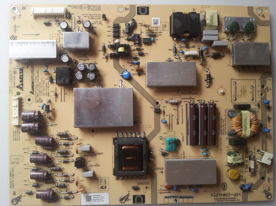 KDL-60R520A Power supply DPS-200PP-188 2950315303 is used original lu32k3a l32g1 supply dps 151ap a 2950244505 used disassemble