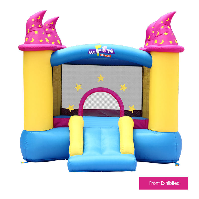 HTB1Z0TBPXXXXXaVapXXq6xXFXXX0 - Mr. Fun Kids Bouncy Castle Inflatable Trampoline Slide with Blower
