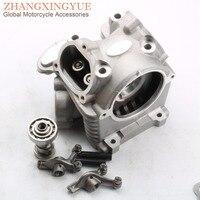 YAMAH ZUMA 125 BWS X125 BWS125 ZUMA 125 BWS 125 ZUMA 125 Cylinder Head Assembly 4P9