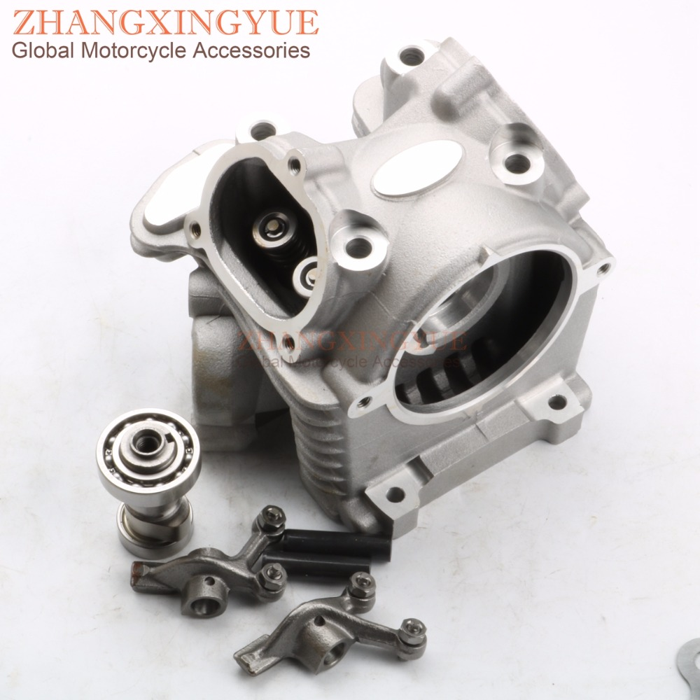 58.5mm-61mm cylinder head assembly for YAMAHA ZUMA 125 BWS X125 BWS125 ZUMA 125 BWS-125 ZUMA-125 4P9-E1102-00 19mm 21mm