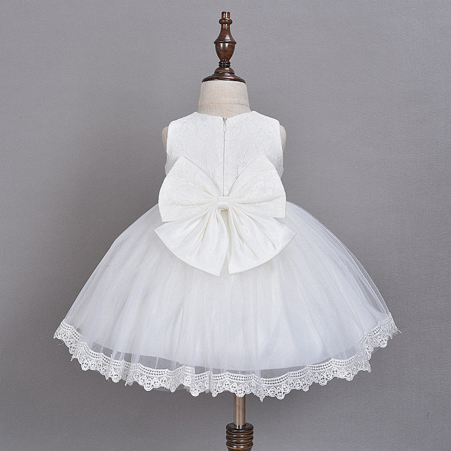 d4883583d0 2016 Latest 0 18 Month Baby Girl Dress Birthday Princess Wedding Formal  Vestido Infantil Clothes Baby Girl Party Gowns-in Dresses from Mother    Kids on ...