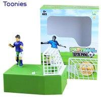Home Decoration Football Piggy Bank Children S Toys Interesting Coin Box Safe Money Power Saving Money