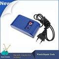 Excelente Qualidade 340.400 110 V ~ 220 V UE EUA Plug Eletrônico Assista demagnetizer, Ferramenta de Reparo do Relógio
