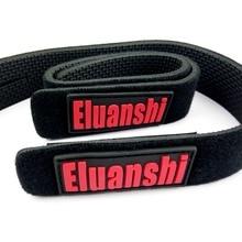 4 pieces Eluanshi Lure Belt Strap Rod combo platform reel Tie Suspenders rope Accessories carp for ice Fishing box Tackle pesca