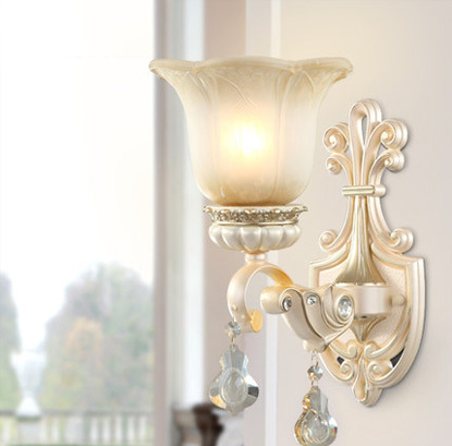 American style wall lights wall lights for home led wall lamp contains LED bulbs free shipping
