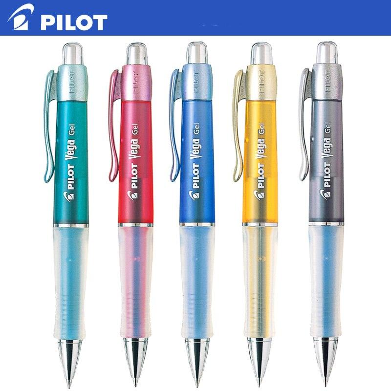 One Piece PILOT Roller Ball pen 0.7mm Japan Automatic Gel pen Office & School Supplies BL-415V japan pilot hi tecpoint v5rt gel pen test pen tip 4 color 5pcs