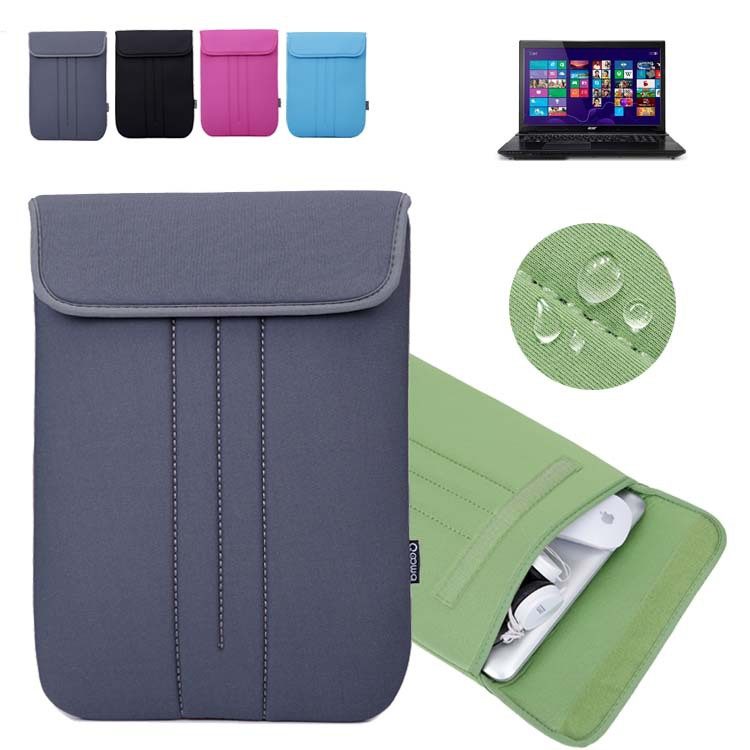 For Acer Aspire V3-772G series 17 17.3 inch Laptop Bag Vertical Notebook Sleeve Neoprene Protective Skin Case Cover
