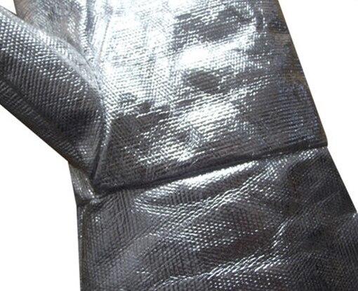 1 pora 39 cm ilgio, trijų pirštų aliuminio folijos, atsparios - Įrankių komplektai - Nuotrauka 3