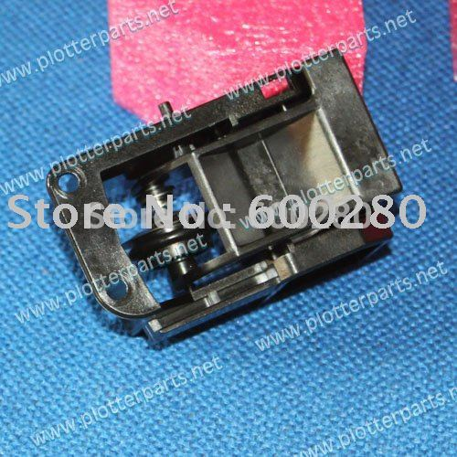Q1273-60271 Q1273-60062 Paper cutter assembly for HP Designjet 4000 4020 4500 4520 Z6100 printer parts with chip decoder refillable cartridge for hp 4000 4020 4500 4520 printer bulk ink cartridge for hp 90