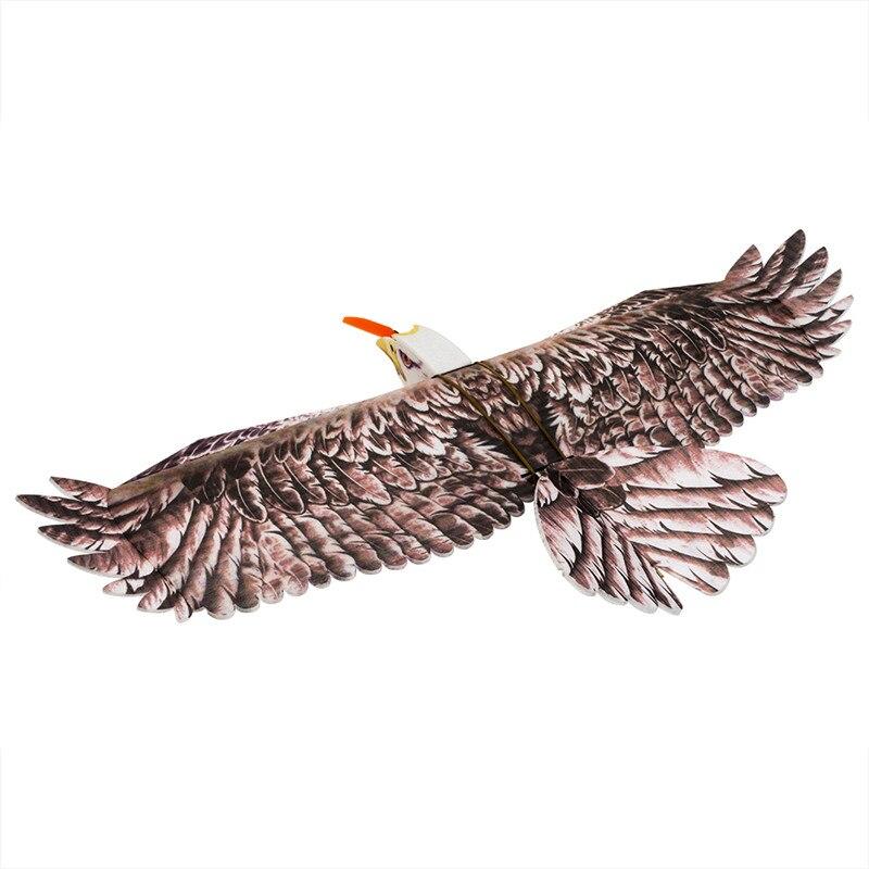E19 Eagle V2 1430mm envergure EPP bricolage RC avion KIT à aile fixe/PNP lent Flyer formateur pour débutants VS ESKY Eagles XK DHC2 P51D