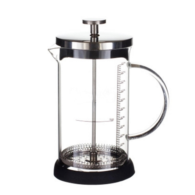 Coffee Maker French Hand Press 350ml 600ml Cafeteira Espresso Gl Stainless Steel Machine Filter