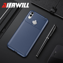 US $3.19 20% OFF|honor 8C case For Huawei Honor 8c Case Shockproof Armor Carbon Fiber Case Soft Silicone Bumper Cover for Huawei Honor 8c Case-in Fitted Cases from Cellphones & Telecommunications on Aliexpress.com | Alibaba Group