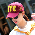 Kesebi 2017 New Hot Fashion Summer Women Korean Letters Embroidery Casual Panelled Caps Female Classic Basic Baseball Caps