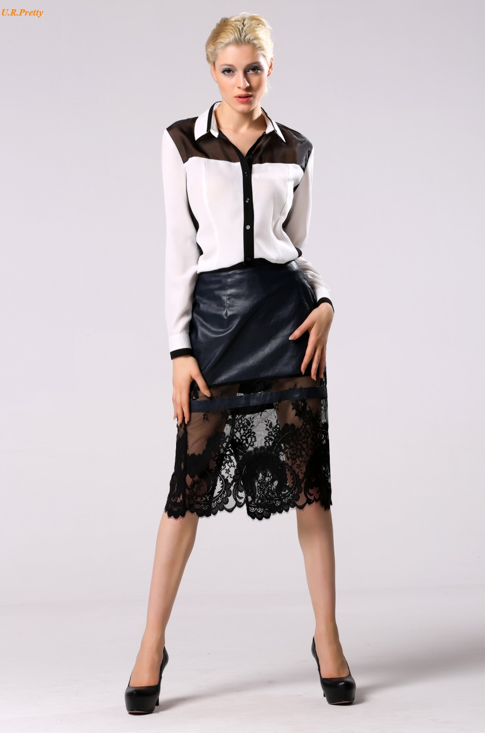 Popular Wrap Skirt Leather-Buy Cheap Wrap Skirt Leather lots from ...