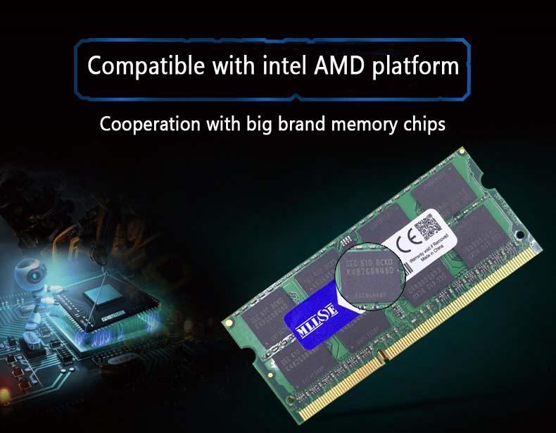 2gb 4gb 8gb Laptop RAM Memory Memoria Sdram For Laptop Notebook 7