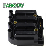 New Ignition Coil Pack For VW Jetta Golf Beetle L4 2.0L 06A905097 UF484 GN10383-12B1 880005 DMB852 48038 UF-484 CU1083