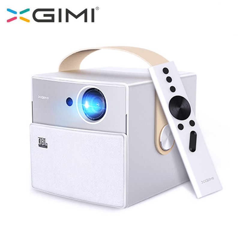 XGIMI CC Aurora 3D Portable Projector Andriod 5.1 with Battery Support HDMI Bluetooth 4.0 WIF Full HD 1080P Video Home Beamer