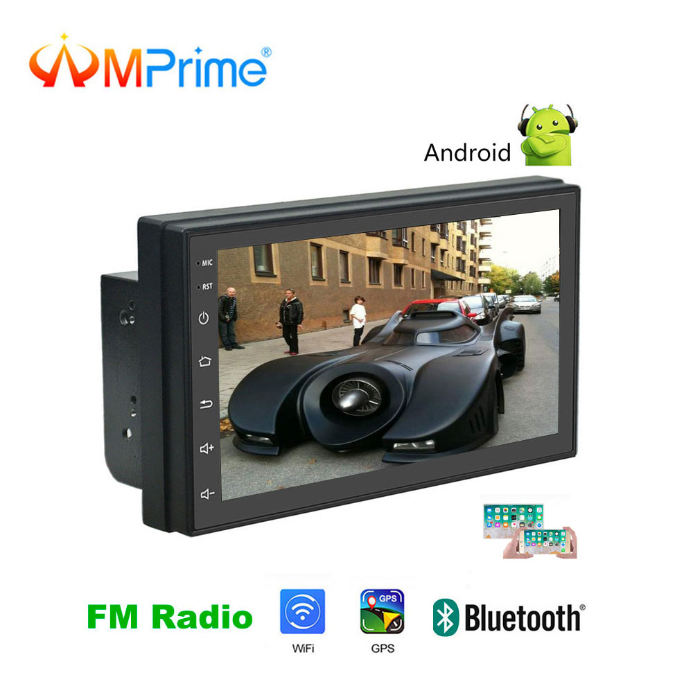 AMPrime 2din autoradio Android 7