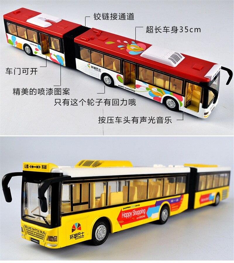 Ônibus da cidade duplo ônibus liga modelo