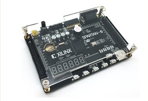 Image 3 - Демонстрационная плата Xilinx spartan 6 FPGA, Xilinx Spartan6 XC6SLX9 с 256 Мб SDRAM EEPROM, флеш карта SD, камера VGA