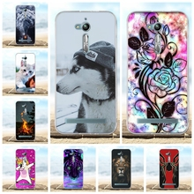 For Asus Zenfone Go ZB500KL Case Soft TPU Silicone For Asus Zenfone Go ZB500KG Cover Dog Patterned For Asus Go ZB500KL Bumper asus zenfone go zb500kg 8gb red