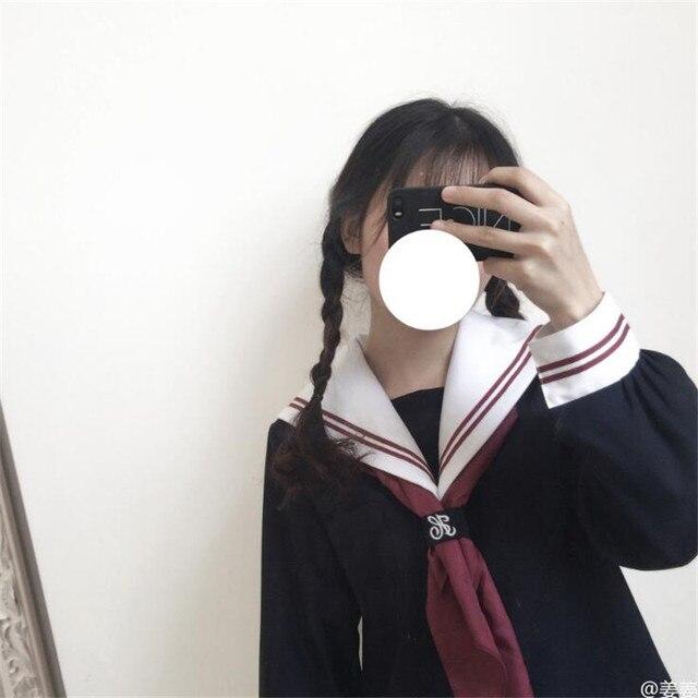 Японская школьная форма модель 5 3