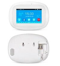 KERUI 4,3 zoll TFT Farbe Bildschirm Wireless Sicherheit Alarm WIFI + GSM Alarm System PIR Motion Sensor Tür Sensor