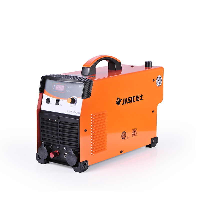 380V 80A Jasic LGK-80 CUT-80 Air Plasma Cutting Machine Cutter With P80 Torch English Manual Included JINSLU
