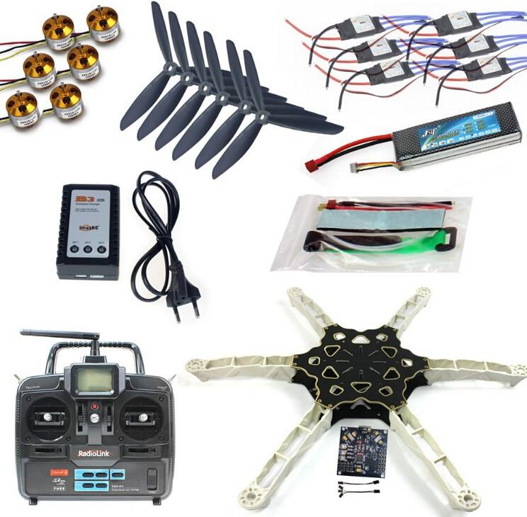 Totem Q450 Alien Across Carbon Fiber RC Quadrocopter DIY FPV Multi-rotor Drone KKMulticopter V2.3 with RX&RX Motor ESC F11798-A стоимость