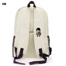 Attack On Titan women Schoolbag Backpack