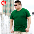 2015 New Summer Brand Men's Plus Size T-shirt Gay Bear Man Round Collar Short Sleeve T-shirt Designed For Bear 6Color M L XL XXL