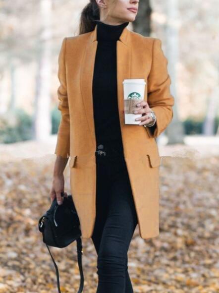 Для женщин; большие размеры цветной повседневное искусственный мех пальто дамы 2018 осень зима элегантный розовый теплая мягкая верхняя одежда