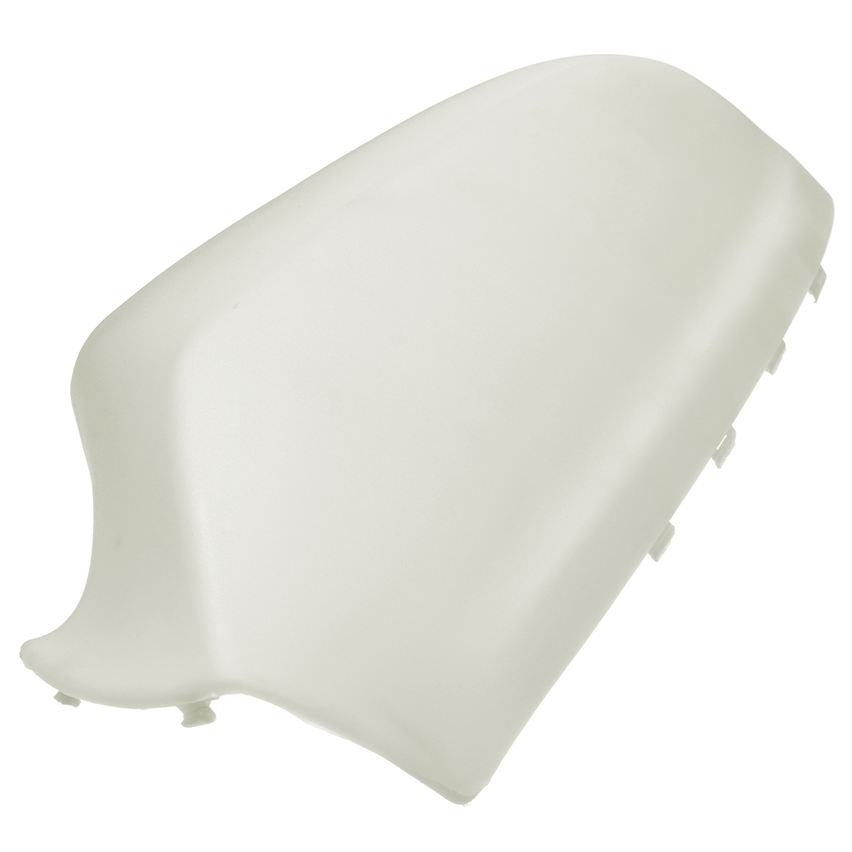 VAUXHALL MERIVA B  DRIVERS WING DOOR MIRROR COVER PAINTED OLYMPIC WHITE GAZ 40R