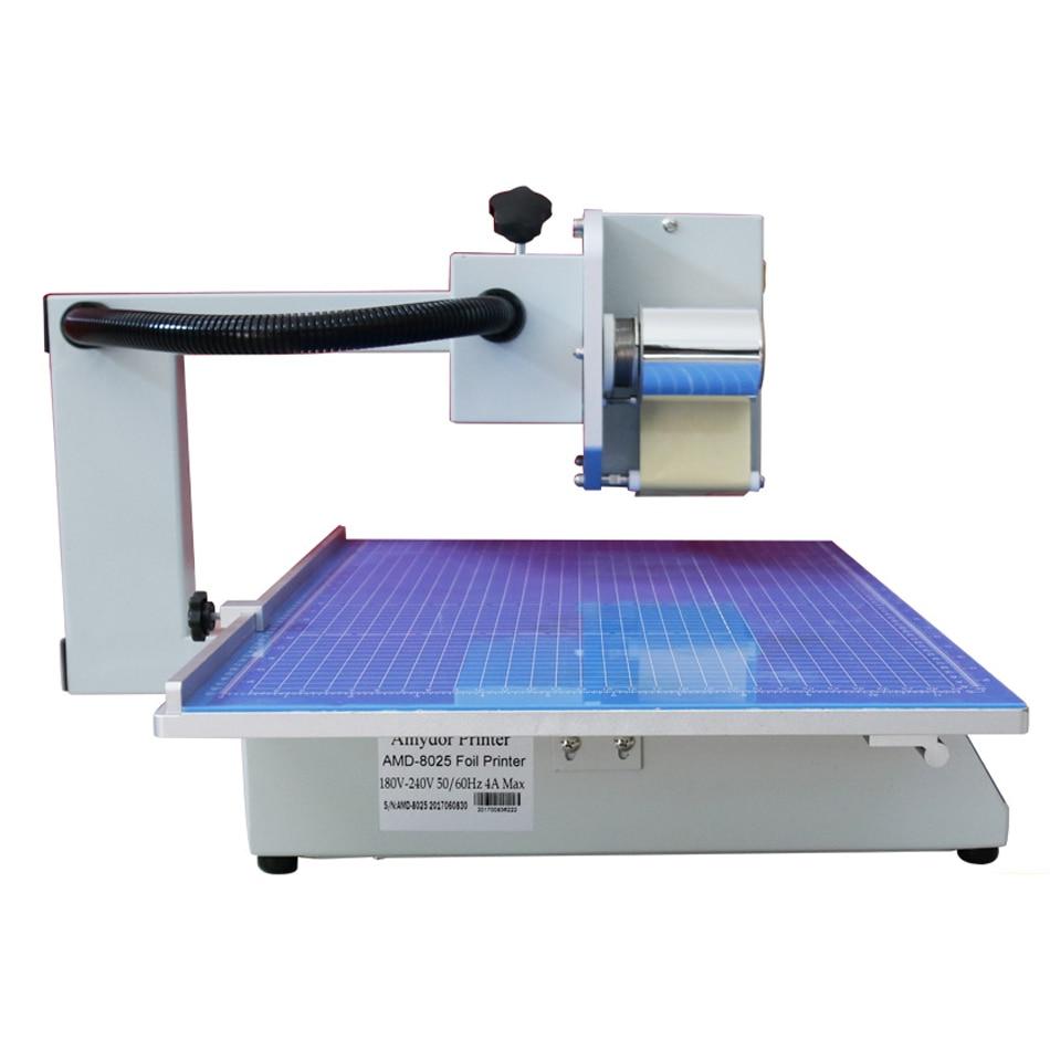 Skaitmeninis plokščio folijos spausdintuvas Automatinis bronzavimo - Elektrinių įrankių priedai - Nuotrauka 3