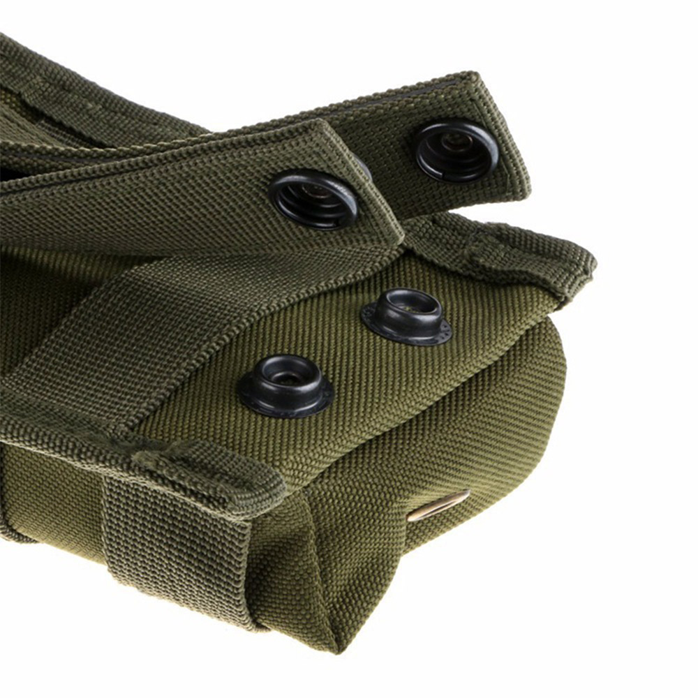 SINAIRSOFT Military Molle Tactical Single Rifle Cartridge Mag Magazine Pouch Army tactics single clip M4 Open Top Bag LY2025