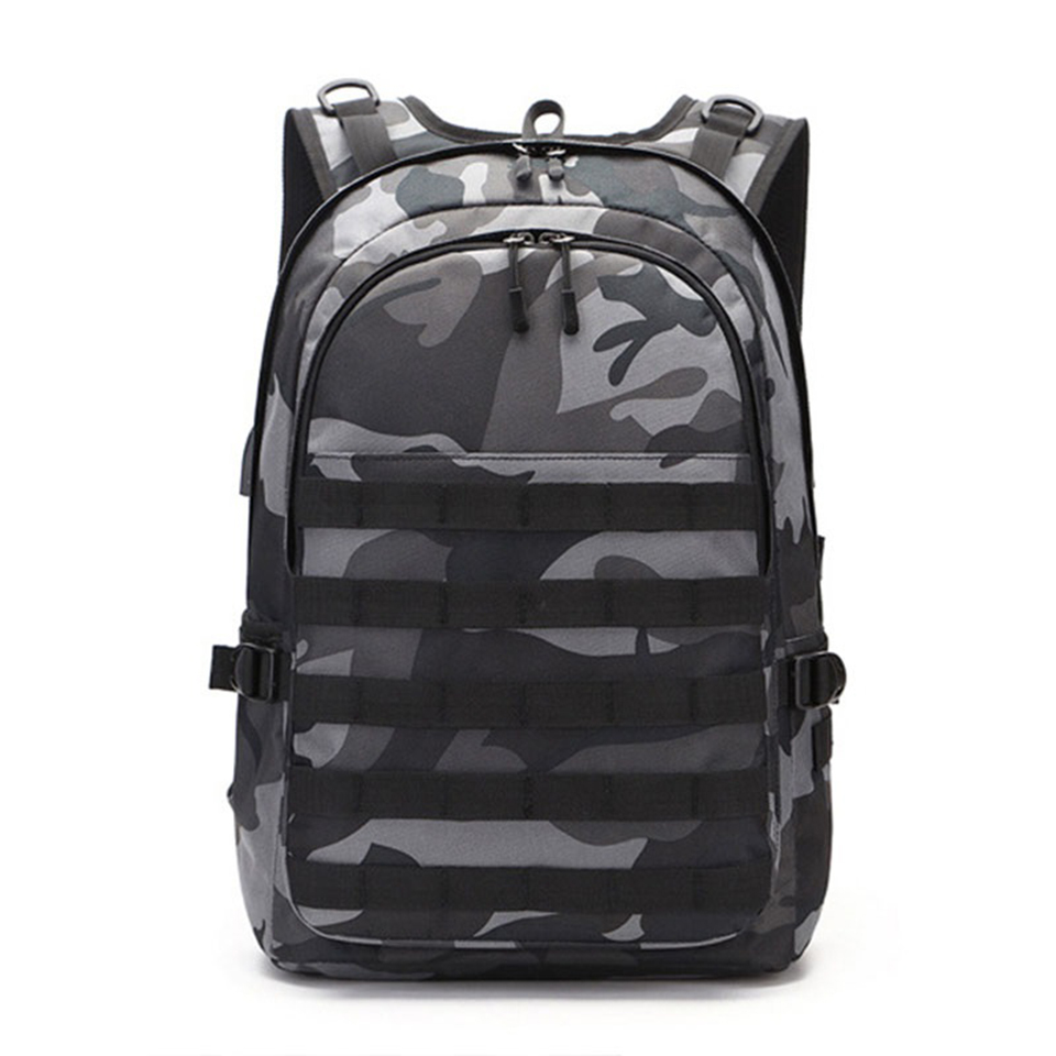 Mens Military Backpack Tactical Outdoor Backpacks Army Male Rucksack Assault Bagpack Laptop 17 15.6 Inch Waterproof Backpacking