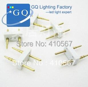 3528 5050 size led contact pin thrusting needle 110V220V230v 240v led strip string ribbon bundle Christmas lighting