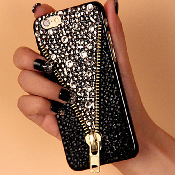 ceb80bfb6 Luxury 3D DIY Bling Rhinestone Diamond Case For Samsung Galaxy S6 G9200 S6  Edge S3 S4 S5 note 2 3 4 for Iphone 4s 5 5S 5C 6 plus