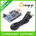 Orange Pi Один КОМПЛЕКТ 1: Pi Одного USB для DC 4.0 ММ-1.7 ММ Power Cable Support Android, Ubuntu, Debian За Raspberry Pi