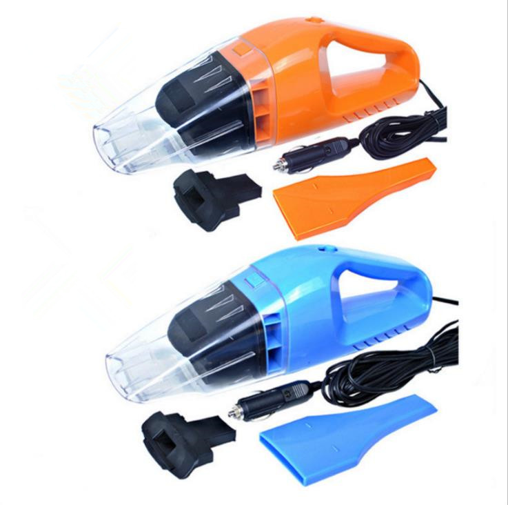AZGIANT 12V 100W Car Vacuum Cleaner High Power Dry & Wet Use for Car Vacuum Cleaner