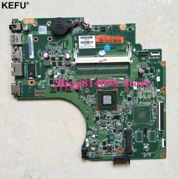 KEFU 747149-501 FOR HP 15-D 255 G2 SERIES laptop motherboard P/N:01019BG00-35K-G E1-2100 mainboard NOTEBOOK PC 747149-001