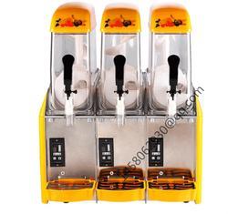Нержавеющаясталь CE утвержден двойной бак используется Слякоть Машина столешницы слякоть машина слякоть пить машина