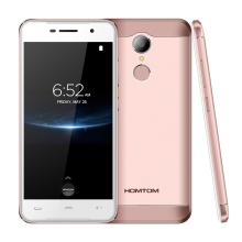 HOMTOM HT37 PRO 4G Handy Android 7.0 Smartphone 3 GB 32 GB 5,0 Zoll MTK6737 1,3 GHz Quad Core 13.0MP HD Bildschirm Handy