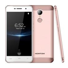 HOMTOM HT37 PRO 4G Handy Android 7.0 Smartphone 3 GB 32 GB 5,0 Zoll MTK6737 1,3 GHz Quad Core 13.0MP HD Bildschirm Handy