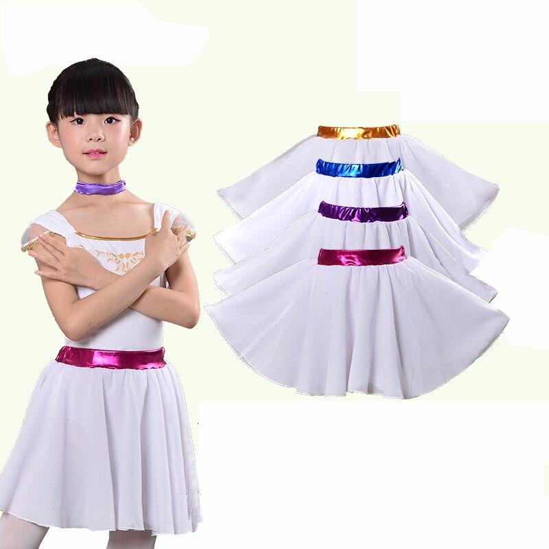 Newest Girls Ballerina Clothes White Ballet Dress For Children Many Colors Girls Dance Leotard Dancewear Halloween