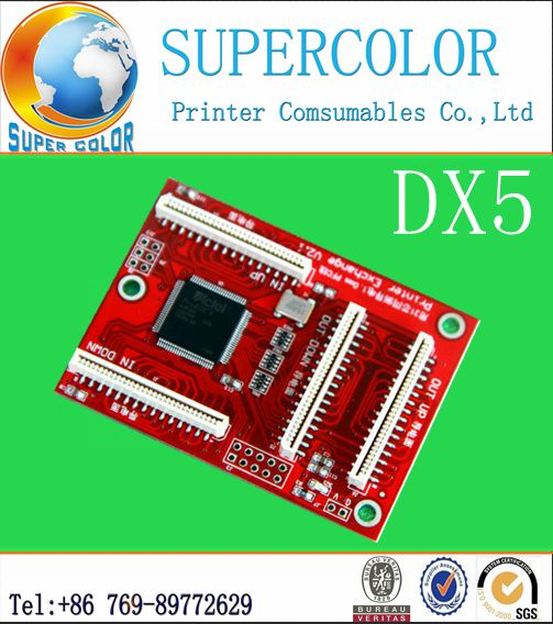 Free Shipping Fast For EPSON DX5 High Intelligence Printer Head Decoder (All China and Oversea Printer) 10pcs for epson dx5 uv printer ink damper for epson stylus proll 4000 4800 7400 7800 9800 9400 9450 flat printer uv ink damper