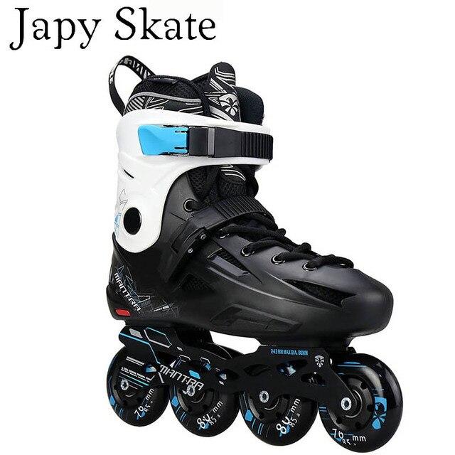 Slalom Braking FSK Inline Skating Adult Professional Free Roller 8e8e60ad2b