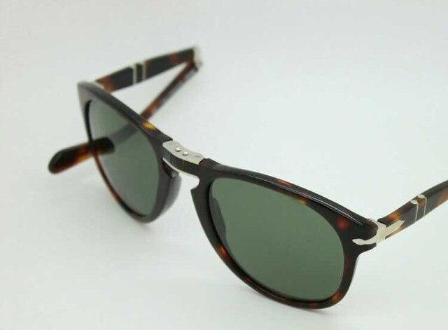 7ff3f89bd9 James Bond Sunglasses 007 Daniel Craig Folding Sunglasses 714 Light Havana  Sunglasses Occhiali Sole Steve Mcqueen Original Box