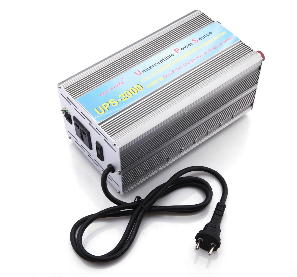 Ups 2000 2000watts Dc12v 24v Ac 220v Modified Sine Wave Power Design Of The 3 Kva Inverter Should Look Like This Converter With Battery Chargers Supply In Inverters Converters From